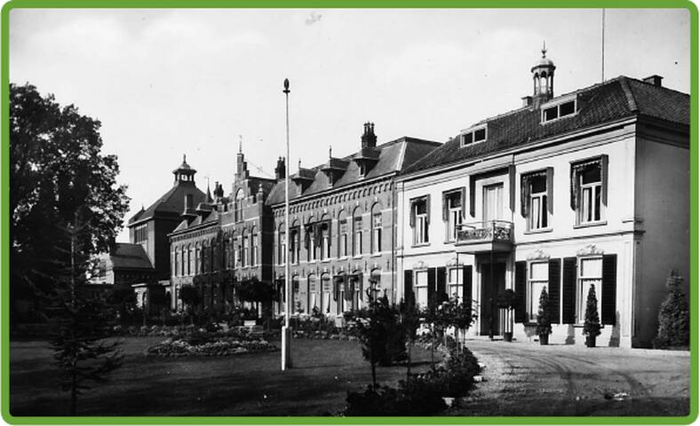 Het monumentale Sancta Maria complex - Nijmegen