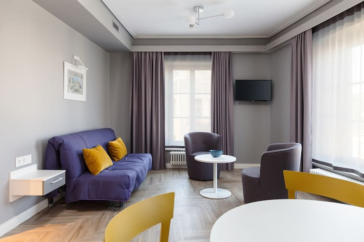 Somnia Apartments with sofa bed