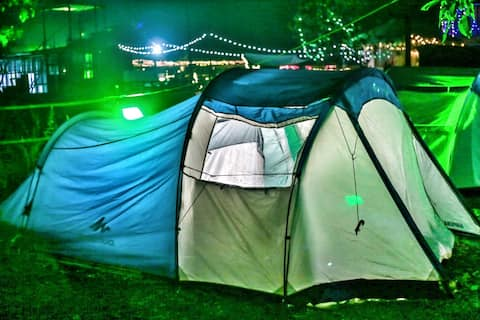 Pavna River Camping in cosy spacious Tent - 2