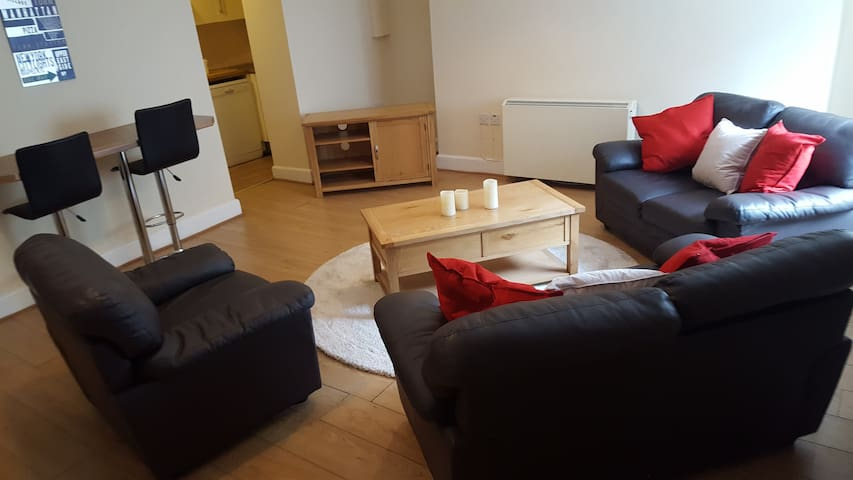 Great Location city center apartment - Dublin - Apartament