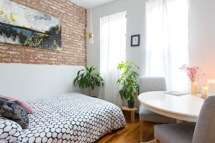 Crown Heights Comfort - Brooklyn - Appartamento