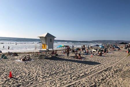 D' Casita of Ocean Beach2, two blocks to the beach