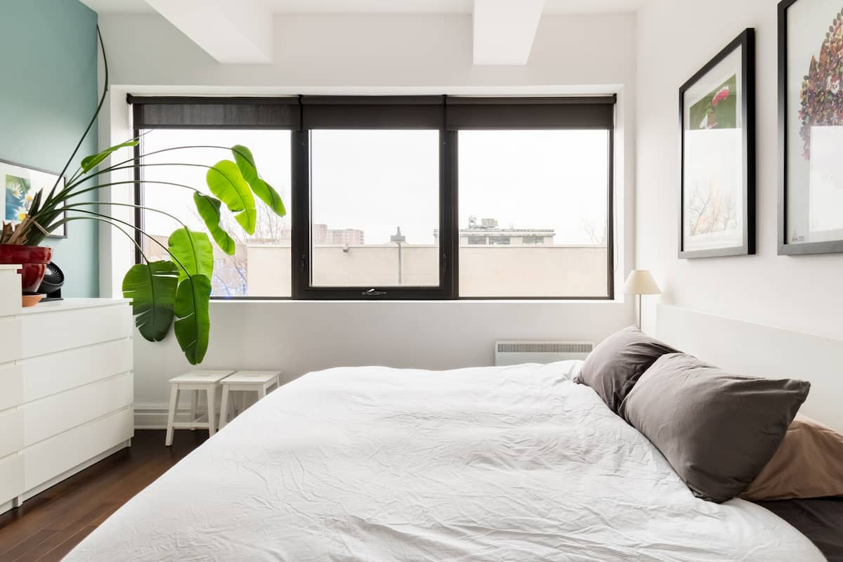 Urban 3rd-Floor Hideaway with Modern, Minimal Style