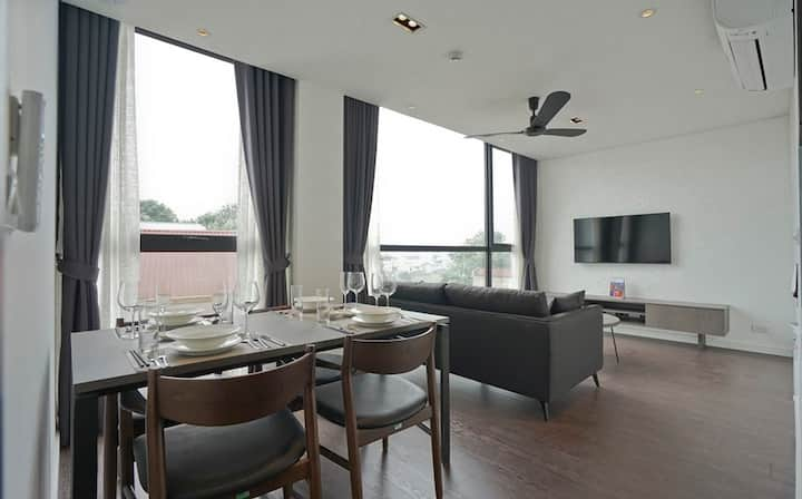 Brandnew/Modern design apartment in Ba Dinh- Lotte