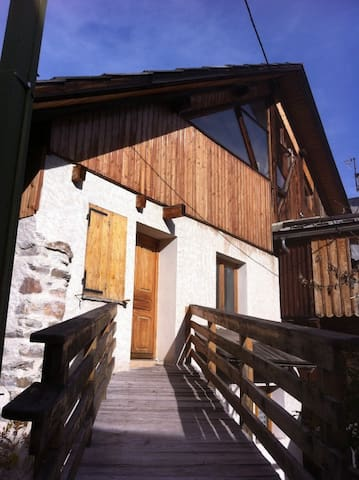 Chalet-loft à Risoul
