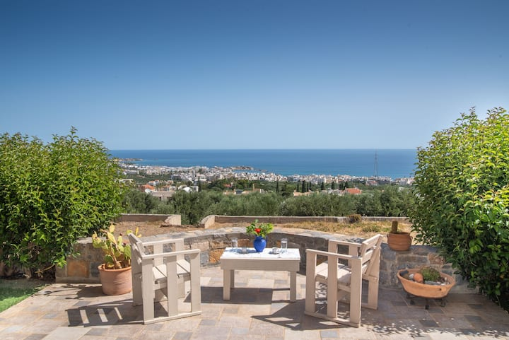 Katerina's Residence - Panoramic Sea view