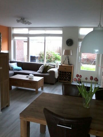 Nice home near Rotterdam - Poortugaal - Casa