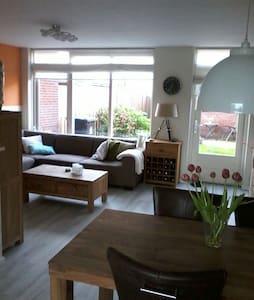 Nette woning dichtbij Rotterdam - Poortugaal - Haus