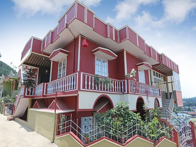 OYO - Discounted! Cosy 2BHK Abode in Madikeri, Coorg