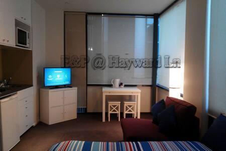 E&P @ Hayward Lane (CBD Studio) - Melbourne - Apartment
