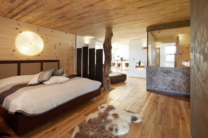 Suite Bella Vista - Wohnen im Hanslhaus