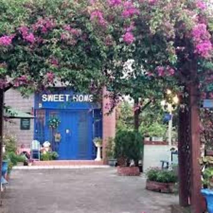 Sweet Home 庭園