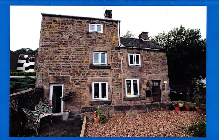 Delightful Stone Character Cottage - Matlock - House