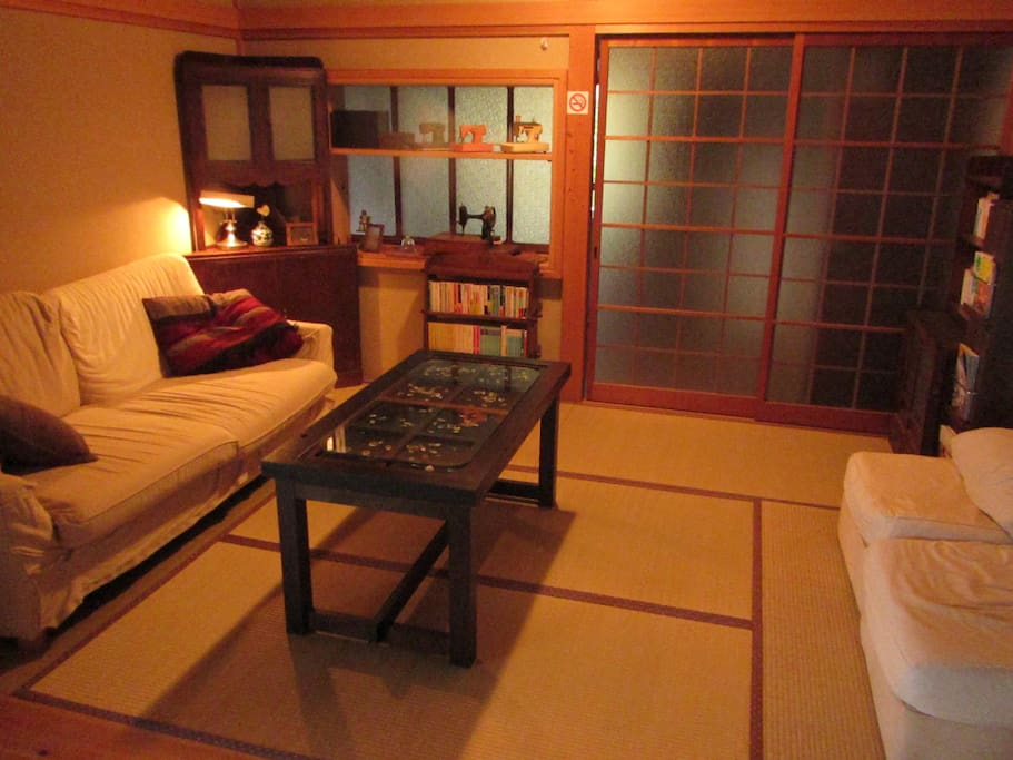 Common tatami room