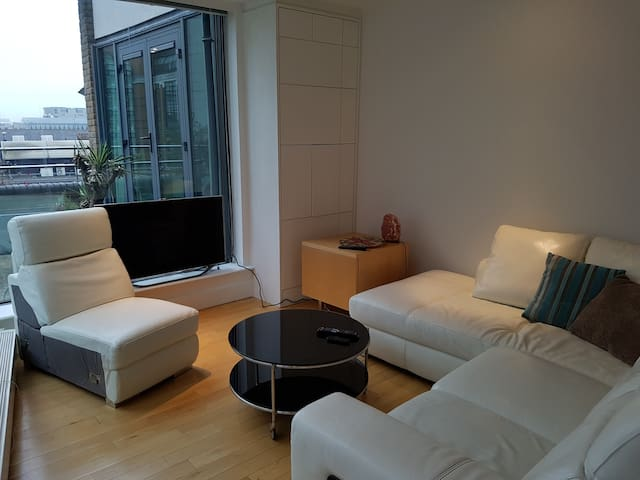 Modern apartment in Zone1 Central London -Bankside