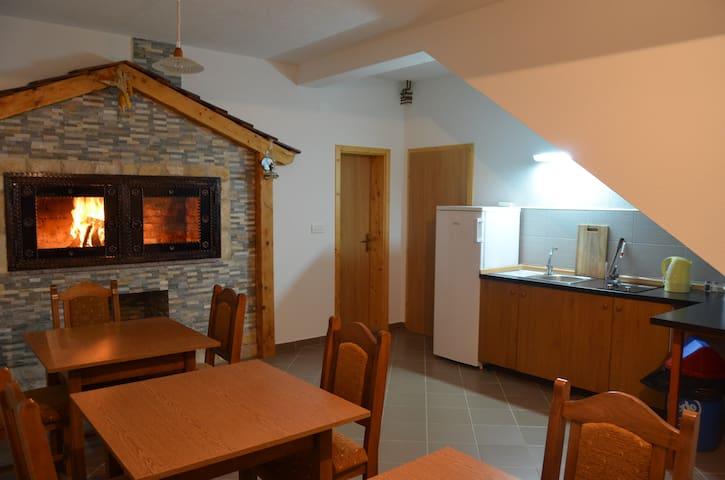 House Čorak - room 1 - Grabovac - Casa