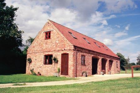 Hilltop  Barn, Hilltop Farm Holidays - Lincolnshire