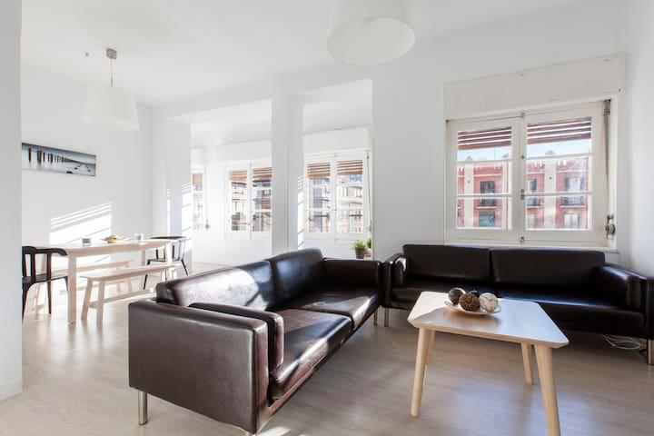 Casa para familias 6 px en Chamberi - Madrid - Pis