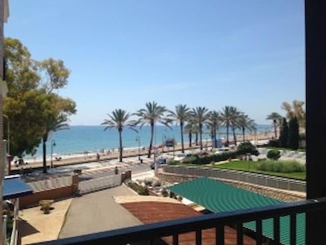 Apartamento en primera linea de playa - Benicasim - Apartment