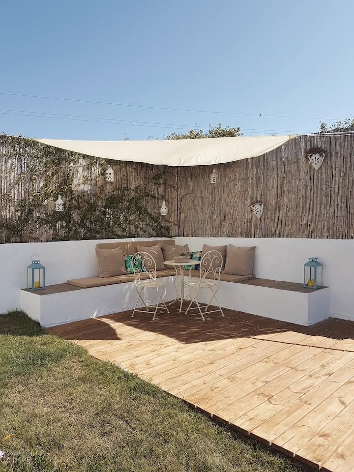 Casa das Andorinhas Azul | Qta N. Sra. Conceição