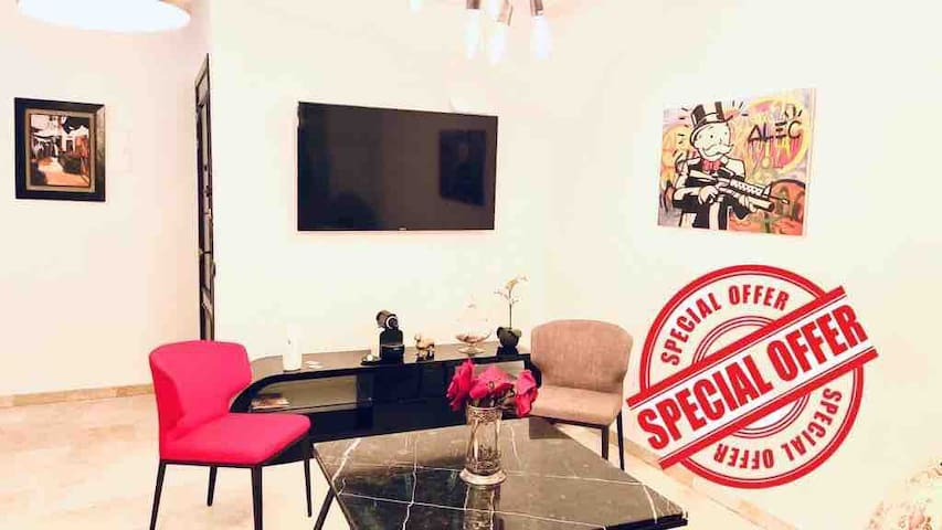 SPACIOUS 2 Bedrooms Flat  💣PERFECT Localisation📍