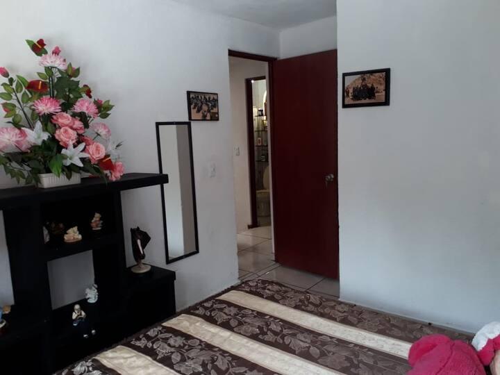 Casa en tu visita a Morelia