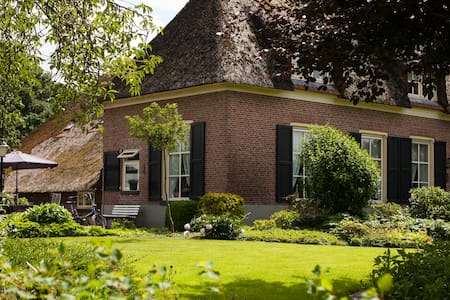 Authentic farmhouse apartment - Lemelerveld - Wohnung