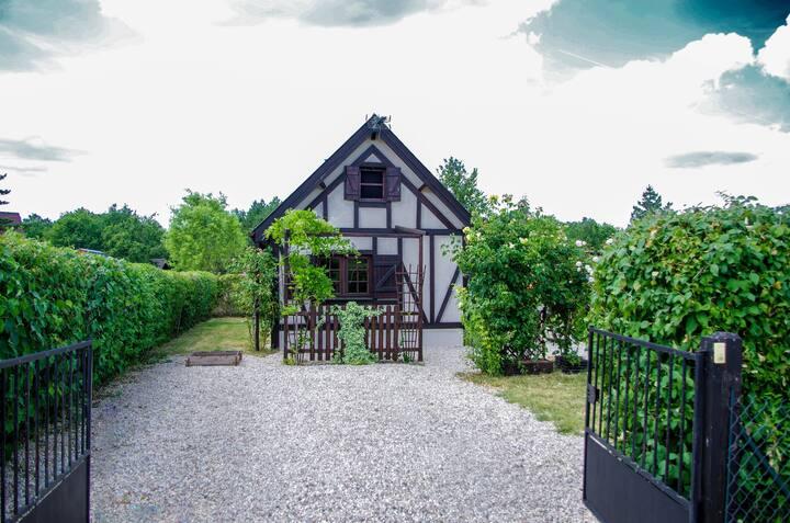 cottage en sologne
