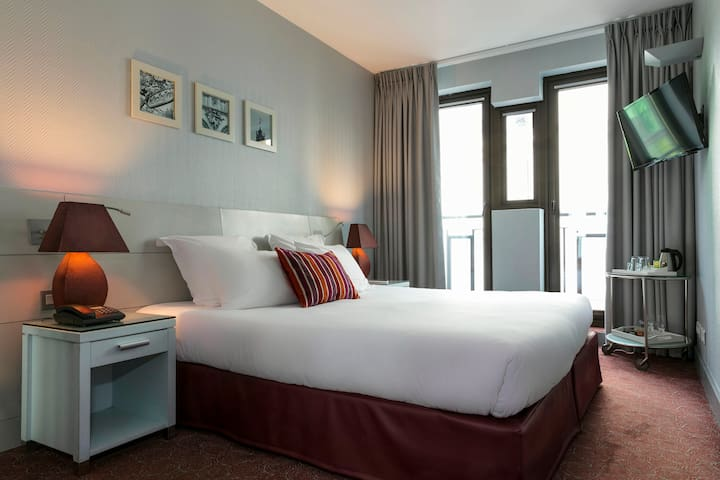 Beautiful cosy room at la Bastille