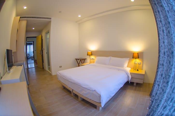 5319公寓(07),位於東區中心,鄰近大東夜市、台南文化中心、後火車站 - East District - Serviced apartment
