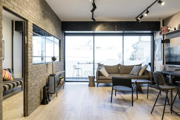 Cosy and stylish apartment near Dizengoff Square