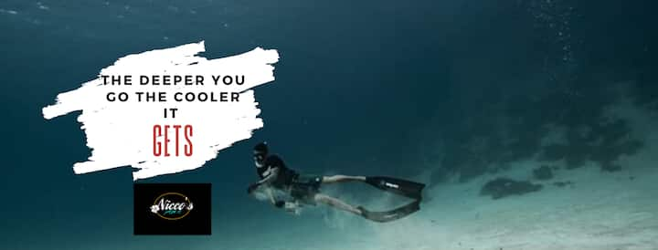 Home of freedivers