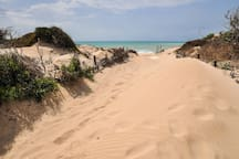 Discovering Val di Noto: the beach of Randello natural reserve, about 1 hour from Modica