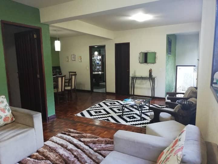 Casa aconchegante  em Petrópolis. Cidade Imperial.
