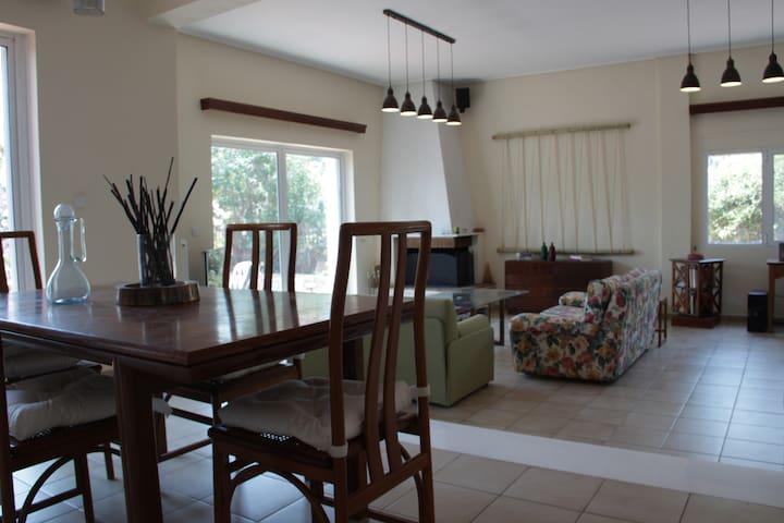 Villa Bougainvillea - Kounoupidiana - 別荘