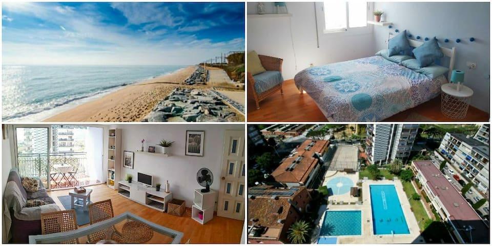 Flaire de Mar-Nice Apartment Coast near Barcelona