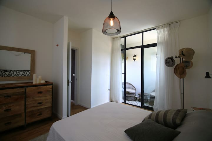 Cozy modern apartment in Hadera - hadera - Lakás