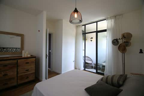Cozy modern apartment in Hadera מקבלים לבידוד