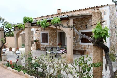 CASA JAUMETA / nice quiet house - S'Alqueria Blanca - Haus