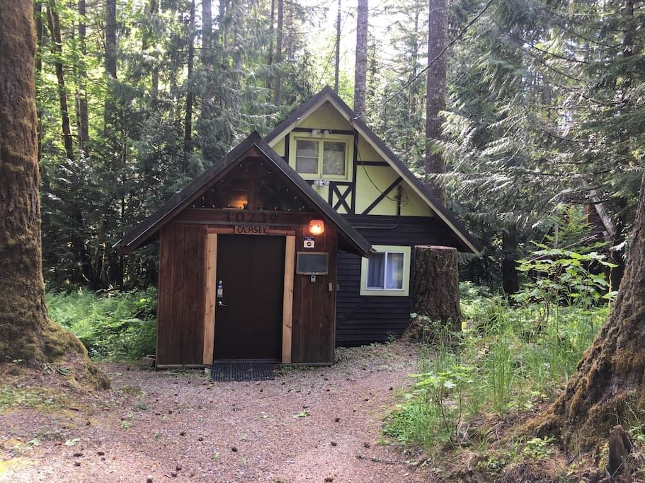 Stevens Pass Secluded Cabin Cottages For Rent In