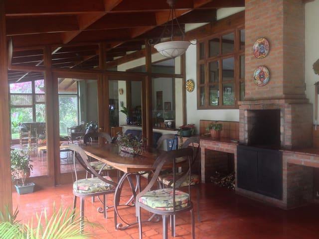 Casa Hacienda Atirro - Turrialba