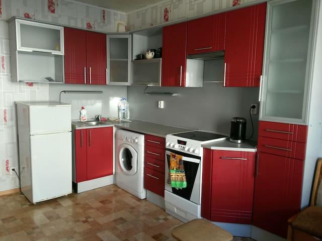 Однокомнатная квартира для  двоих