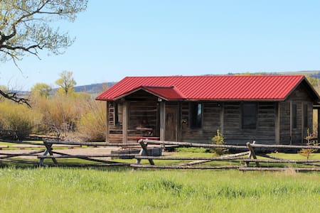 Deerwood Station Guest Cabin - Laramie - Cottage