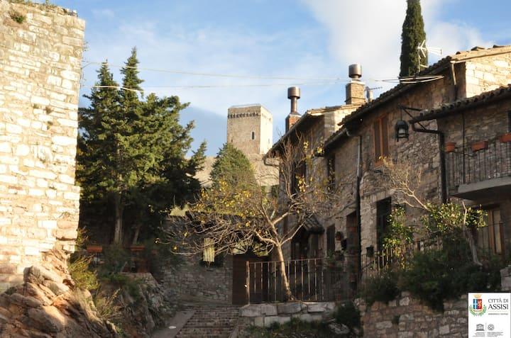 Da Marzietta      Casa Centro Storico Assisi