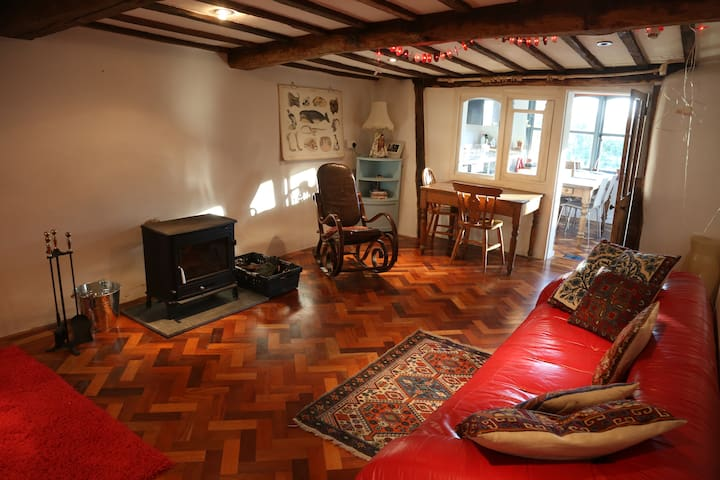 The Old Granary - Cosy Peaceful Romantic Retreat - Southburgh