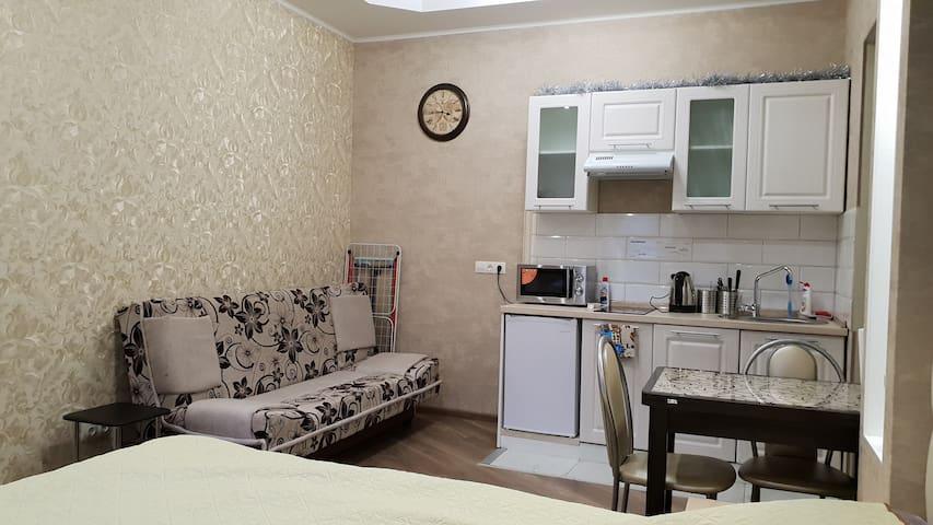 "3  Люкс-апартаменты ""У Аничкова моста"""