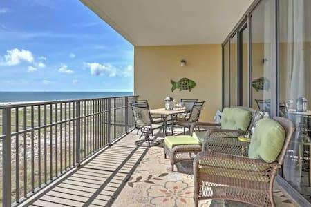 2BR Dauphin Island Condo w/Beachside Access! - Dauphin Island - Appartement