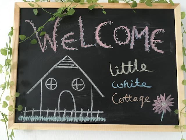 Little White Cottage - Nibong Tebal - บ้าน