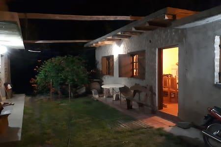 Apart El Arbol - Rustic House