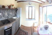 Zinca's House